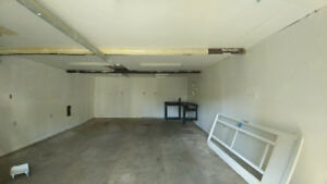 Garage for rent. For storage only.