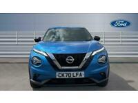 2020 Nissan Juke 1.0 DiG-T N-Connecta 5dr Petrol Hatchback Hatchback Petrol Manu
