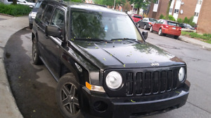 Jeep patriot north sport 4x4