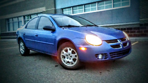 2005 Dodge Neon forsale (REDUCED)