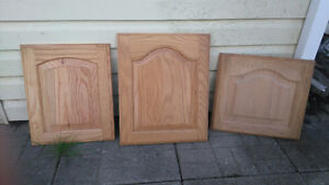 Solid Oak Cabinet Doors Windsor Region Ontario image 1