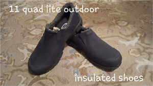 Wind river quad lite outdoor insulated shoes  $80