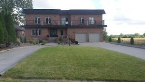 *****GORGEOUS LAKESHORE 2-STOREY ACROSS FROM LAKE ST. CLAIR*****