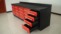 FREE shipping on brand new 10 ft Workbench with 20 Drawers