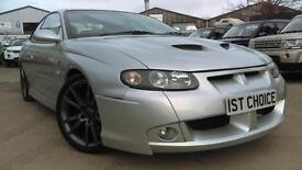 2006 VAUXHALL MONARO VXR V8 48000 MILES VERY RARE HIGHLY SOUGHT AFTER A R