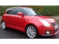 49K FSH MINT 2009 Suzuki Swift 1.6 ( 123bhp ) Sport LOW MILEAGE