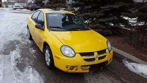 2004 Dodge Neon SX with sunroof