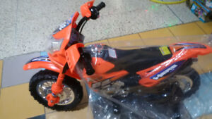 Kids ride on Cars & bikes $180 to $440 with warranty