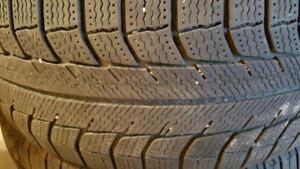 4 pneu hiver 205/55/16