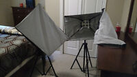 Continuous Lighting Set--$150.00
