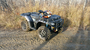 2015 Polaris sportsman 1000