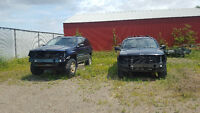 2004 and 2001 Jeep Grand Cherokee