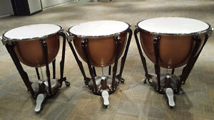 Used Timpani and skins excellent price