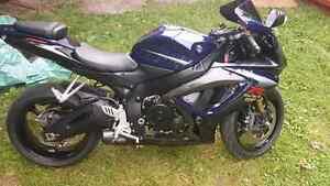 2007 GSXR 750