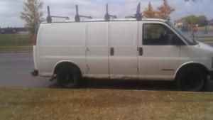 2002 GMC Other Minivan, Van