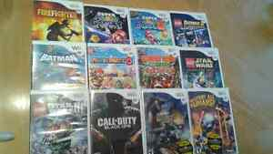 Wii games Kawartha Lakes Peterborough Area image 1