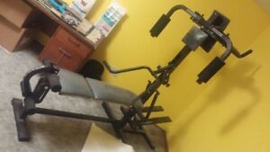 Universal Gym Equipment
