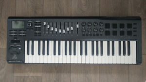 Behringer Motor 49 Midi Controller in Perfect Condition $300.