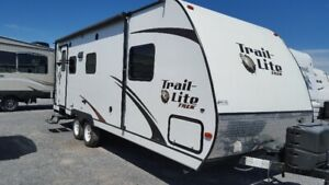 Rent this 23 foot  trailer for only $89 per night!