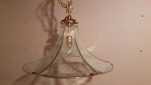 Chandelier - Gold Plated, Very Pretty Kitchener / Waterloo Kitchener Area image 1