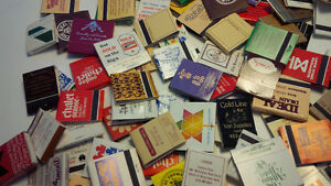 Hundreds of Matchbooks Match Books Matches Kitchener / Waterloo Kitchener Area image 9