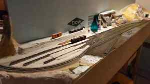Excellent scenic N scale layout  Kingston Kingston Area image 4