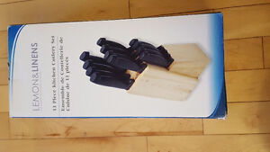 10 Piece Knife Block