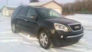 Priced to move!!!!2009 GMC ACADIA