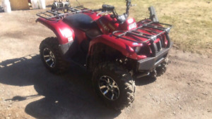 2004 yamaha grizzly