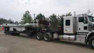 Heavy Float & Towing Service. 24/7 Best Rates.  Call 4167591154