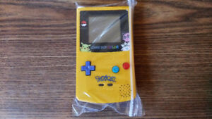 Game Boy Color GBC Pokemon console retro Nintendo gameboy