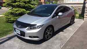 2012 Honda Civic EX-L Coupe (Leather + Navigation)