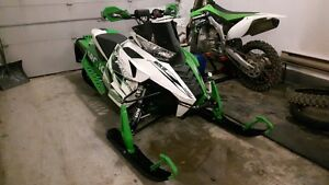 Arctic cat F1100 Turbo sno pro RR Really Clean!!