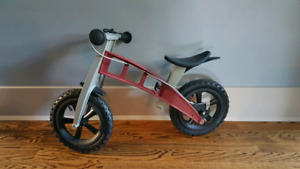 My first bike canada toddler balance bike like new