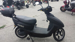 USED 48V EMMO ELECTRIC SCOOTER