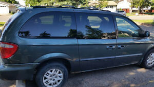 2002 Dodge Grand Caravan Wagon