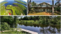 Rosseau: 100 Ft Waterfront, Mins. to Lake Rosseau, PropertyGuys