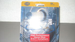 High Performance Xenon Blue HELLA H3 Fog Lamps
