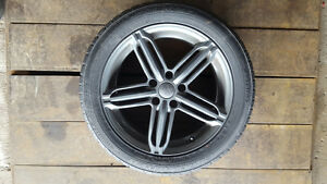 WINTER RIMS&TIRES AUDI 225/50/17