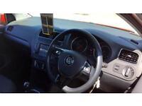 2015 Volkswagen Polo 1.4 TDI SE 5dr Manual Diesel Hatchback