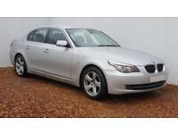 2007 57 BMW 5 SERIES 3.0 525I SE 4D AUTO 215 BHP