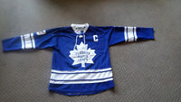 Toronto Maple Leafs NHL League Approved Playing Jersey!