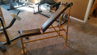 Flat/Incline Bench Press