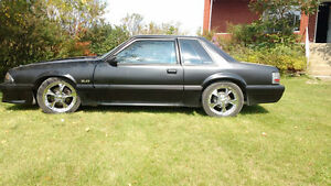 1992 Ford Mustang Autre