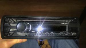 Radio auto/car Sony CDX-GT270MP