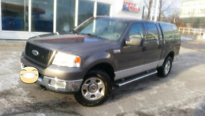 2004 Ford F 150 4×4