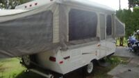 for sale 2006 starcraft tent trailer