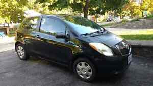 Selling Toyota Yaris (as is)