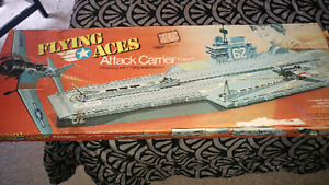 Mattel Flying Aces Aircraft