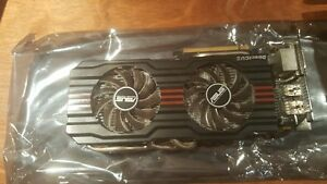 For Sale: Asus Radeon HD 7870 Direct CU II 2GB
